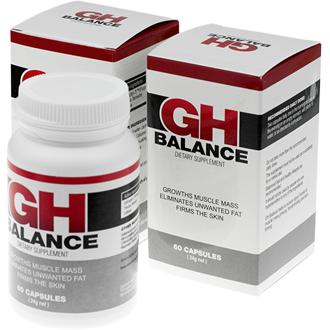 GH Balance – Naturalny oraz niezawodny hormon wzrostu zezwoli Ci osiągnąć doskonałe rezultaty podczas ćwiczeń