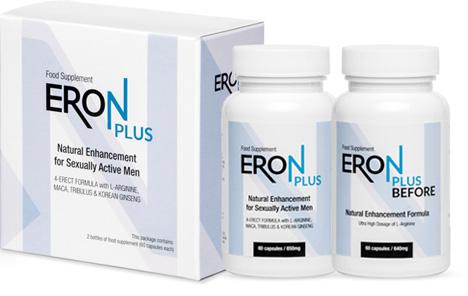 Eron Plus – Walka z zaburzeniami erekcji przenigdy nie była tak prosta! Wypróbuj to sam juz teraz!