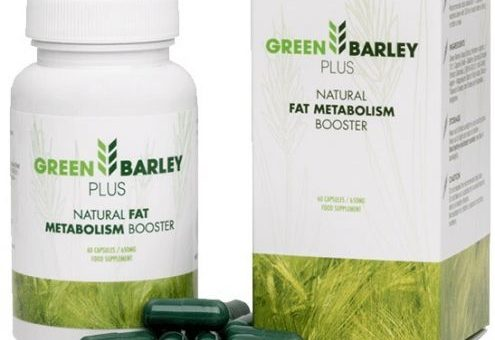 Green Barley Plus – Wypróbuj maksymalną moc redukowania tłuszczu i wyeliminuj toksyny!