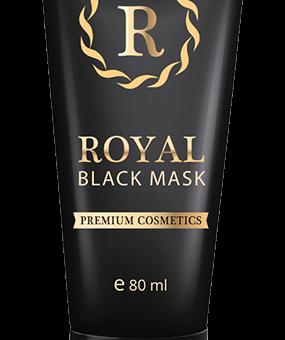 Royal Black Mask – Zadbaj o swoją cerę i zapewnij jej aksamitny wygląd