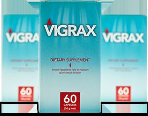 Vigrax – Tabletki na potencję gwarantujące dłuższe radowanie się seksem!