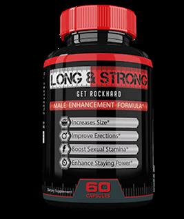 Long&Strong – Dłuższa, mocniejsza i twardsza erekcja? Wypróbuj ów wspaniały suplement!