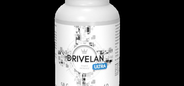 Drivelan Ultra – Efektywny suplement, który poradzi na problemy z potencją!