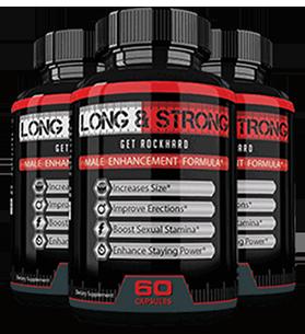 Long&Strong – szereg zalet w obszarze zdrowia seksualnego: