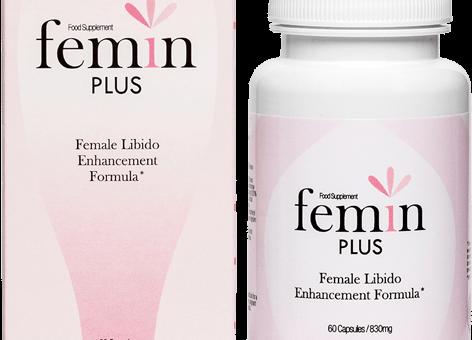 Femin Plus – Zadbaj o swoje kobiece libido ze skutecznym suplementem!