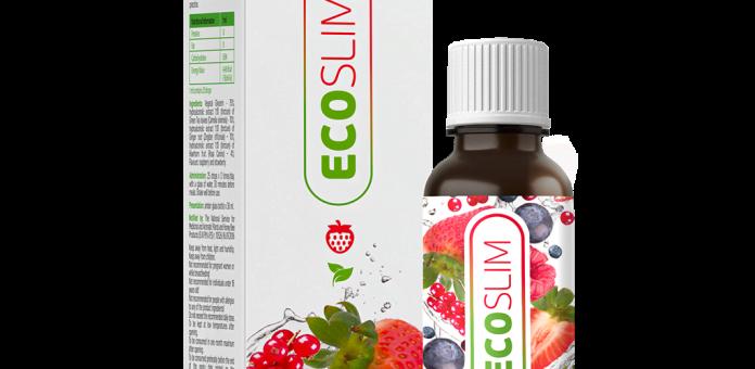 Ecoslim – Krople, które w przystępny oraz niesamowicie szybki sposób pomogą Ci stracić nadmierne kilogramy